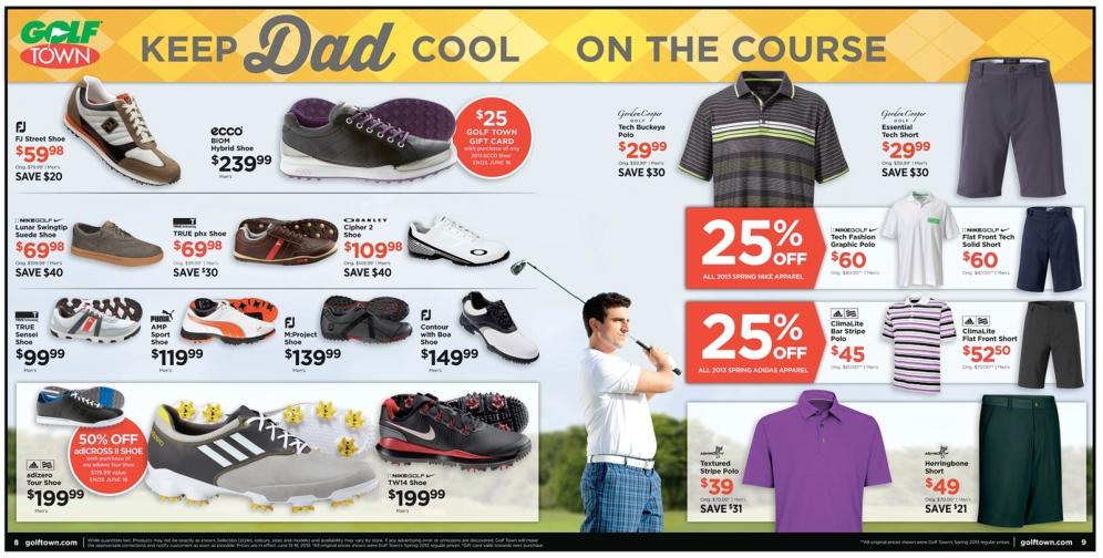 Golfsmith Dad 2