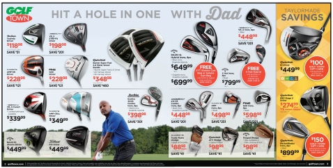 Golfsmith Dad